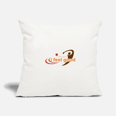 "Logo Sports Logo - Throw Pillow Cover 18"" x 18"""
