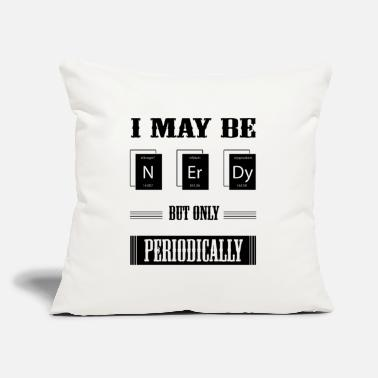 "Nerdy Nerdy - Throw Pillow Cover 18"" x 18"""