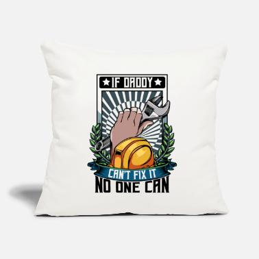 "Father Father - Throw Pillow Cover 18"" x 18"""