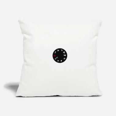 "Photographer Everyone is a Photographer until manual mode - Throw Pillow Cover 18"" x 18"""
