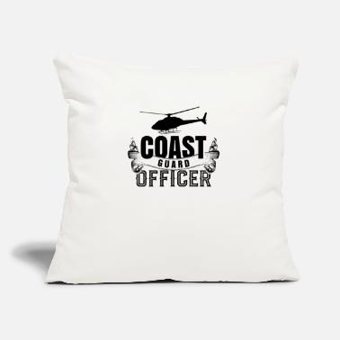 "Best Coast guard Job Coastie Sea Rescue Coastal - Throw Pillow Cover 18"" x 18"""