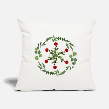 "Rosary rosary - Throw Pillow Cover 18"" x 18"""