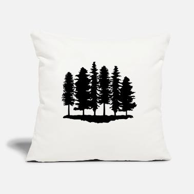 "Trees Forest, Trees, Tree - Throw Pillow Cover 18"" x 18"""
