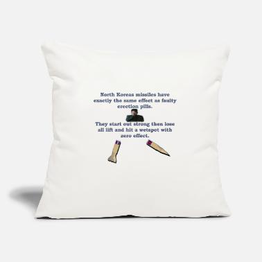 Missile North Koreas Dongless Missile - Throw Pillow Cover