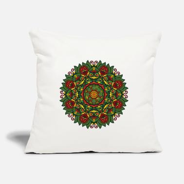 Abstract ornament vector - Throw Pillow Cover