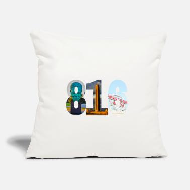 "816 - Throw Pillow Cover 18"" x 18"""