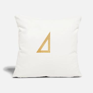 "Square SQUARE - Throw Pillow Cover 18"" x 18"""