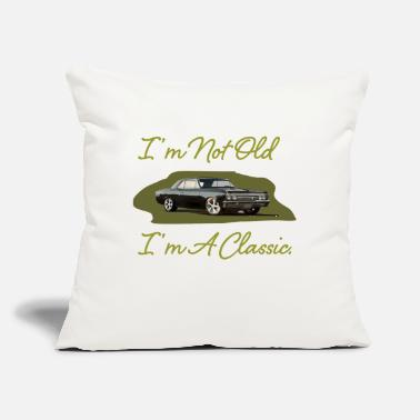 Old Not Old - Throw Pillow Cover