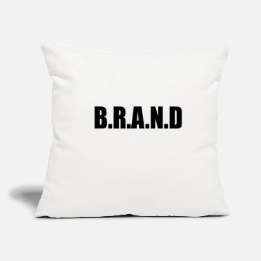 "Brand BRAND - Throw Pillow Cover 18"" x 18"""