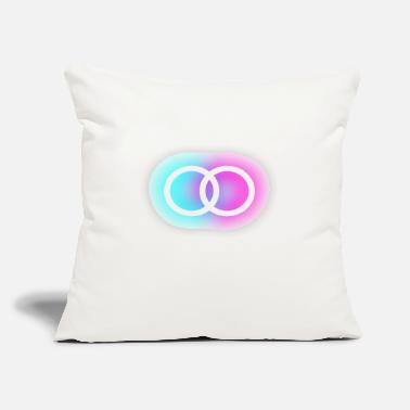"Ring RING - Throw Pillow Cover 18"" x 18"""
