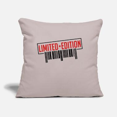 "limited_edition_code_gu2 - Throw Pillow Cover 18"" x 18"""