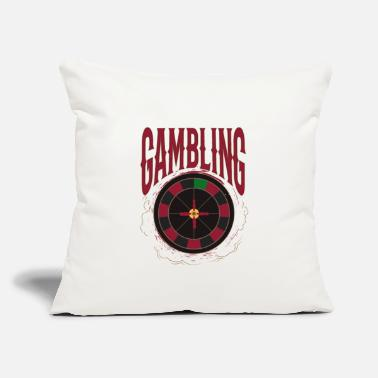 Casino Casino Roulette - Throw Pillow Cover