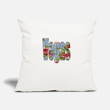 "Vegas vegas - Throw Pillow Cover 18"" x 18"""