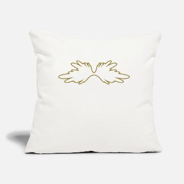 "Wing wings - Throw Pillow Cover 18"" x 18"""