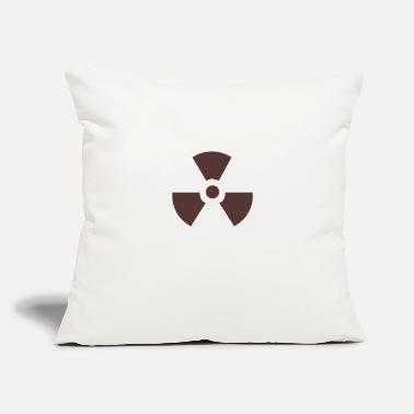 "Electric Fan fan - Throw Pillow Cover 18"" x 18"""