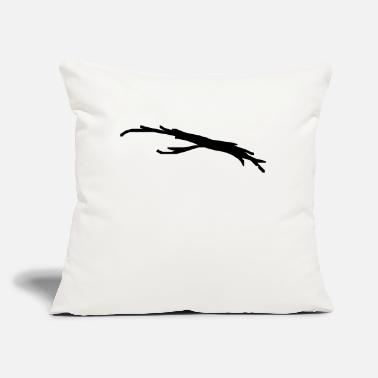 "Branch branch - Throw Pillow Cover 18"" x 18"""