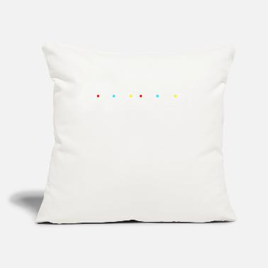 "graduation gift - Throw Pillow Cover 18"" x 18"""