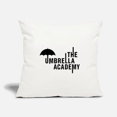 "Cult of Klaus Umbrella - Throw Pillow Cover 18"" x 18"""