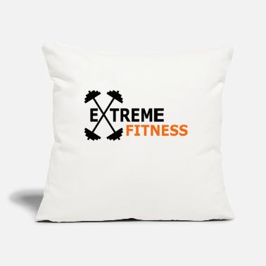 "Lifting lifting - Throw Pillow Cover 18"" x 18"""