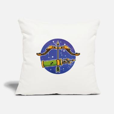 "Sagittarius Sagittarius - Throw Pillow Cover 18"" x 18"""