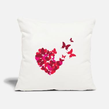 "Couple love - Throw Pillow Cover 18"" x 18"""
