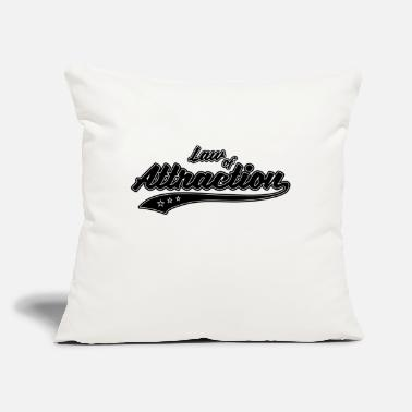 Attractive Attraction - Throw Pillow Cover