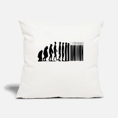 "Consumer consumer - Throw Pillow Cover 18"" x 18"""