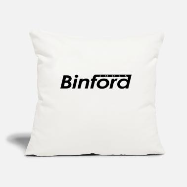 "Binford Tools Binford Tools - Throw Pillow Cover 18"" x 18"""