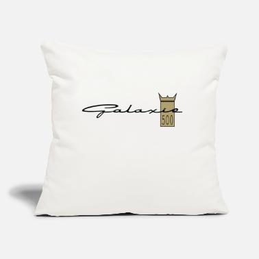 "galaxie 500 emblem - Throw Pillow Cover 18"" x 18"""