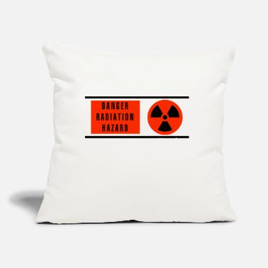 "Nuclear Waste Nuclear Waste Beverage - Throw Pillow Cover 18"" x 18"""