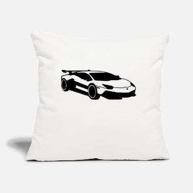 "Renner Car,Renner,Sportscar,Vehicle,V8 ✔ - Throw Pillow Cover 18"" x 18"""