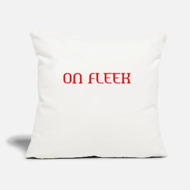 Blasen ON FLEEK - Throw Pillow Cover