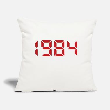 "Government 1984 - Throw Pillow Cover 18"" x 18"""