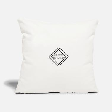 "Lucid Dreams Lucid Dream - Throw Pillow Cover 18"" x 18"""