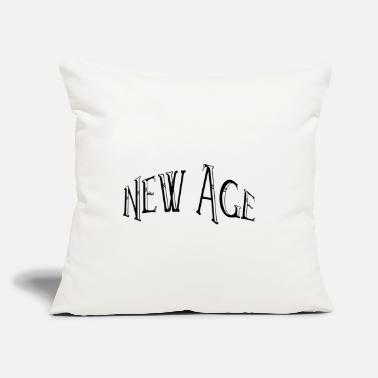 "New Age New age - Throw Pillow Cover 18"" x 18"""
