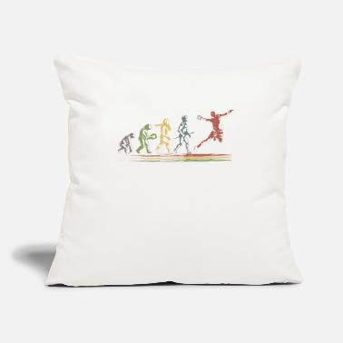 "Handball A Great Handball Tee For Players With An - Throw Pillow Cover 18"" x 18"""