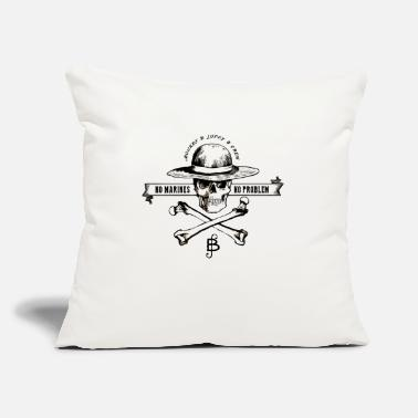 "ONEPIECE - Throw Pillow Cover 18"" x 18"""