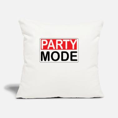 "Mode MODE - Throw Pillow Cover 18"" x 18"""