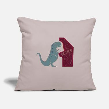 "Irony - Throw Pillow Cover 18"" x 18"""