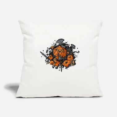 "Rpg RPG United - Throw Pillow Cover 18"" x 18"""
