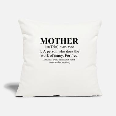 Mothers Day Mother Defined Mothers Day - Throw Pillow Cover