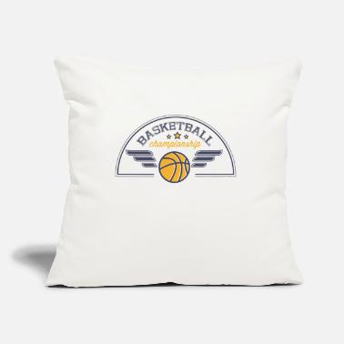 "Ball Sport Sport Ball - Throw Pillow Cover 18"" x 18"""