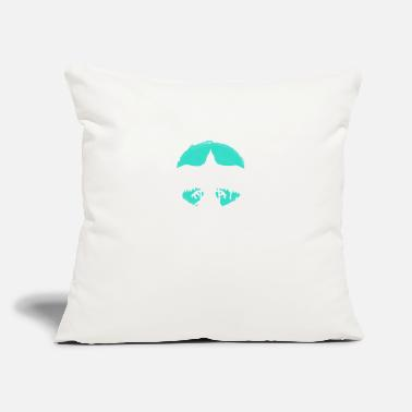 "Storm the storm - Throw Pillow Cover 18"" x 18"""