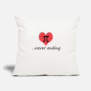 "Pi Pi - Throw Pillow Cover 18"" x 18"""