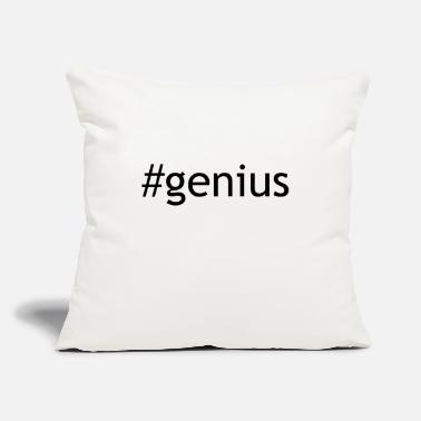 Genius genius - Throw Pillow Cover