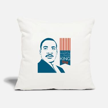 "Civil Rights Movement Martin luther king - Throw Pillow Cover 18"" x 18"""