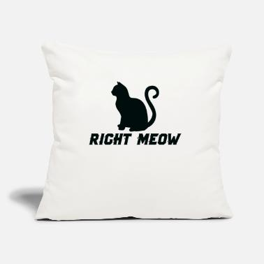 Right Right - Throw Pillow Cover