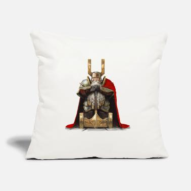 "Dwarves The Dwarves - Throw Pillow Cover 18"" x 18"""