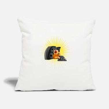 Dj dj - Throw Pillow Cover