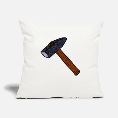 Hammer hammer - Throw Pillow Cover